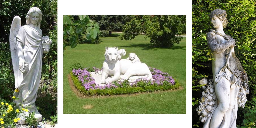 luxury tuscan gifts  interior  garden statuary decor in atlanta, Garden idea