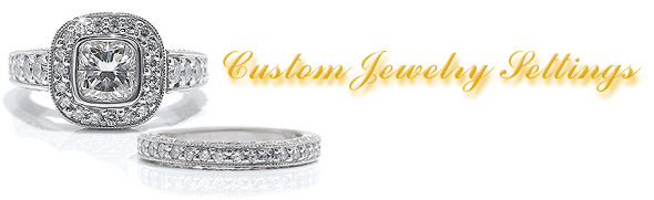 Custom Jewelry Settings Atlanta